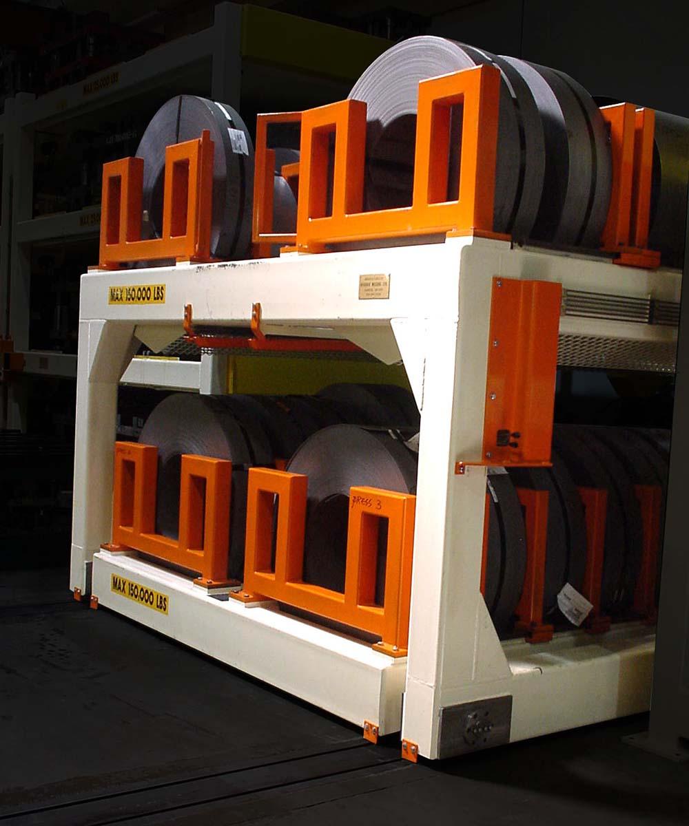 Coil Storage Unit