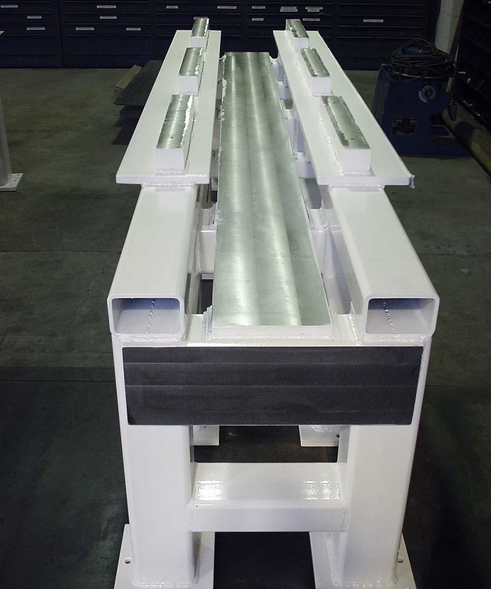 Custom Steel Weldment Fabrication - Detailed