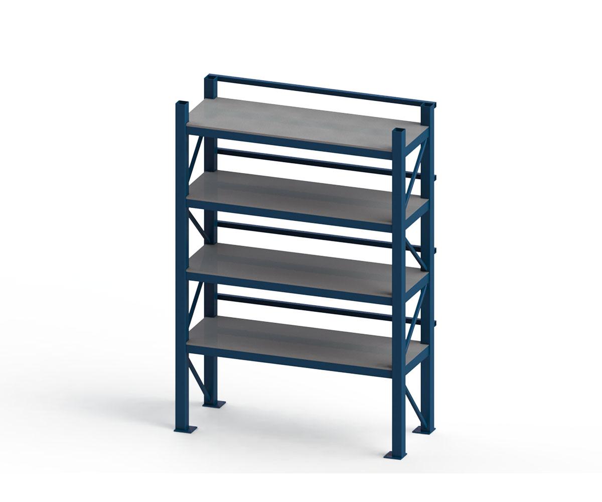 Manufacturing Single Shelf Die Storage Racking