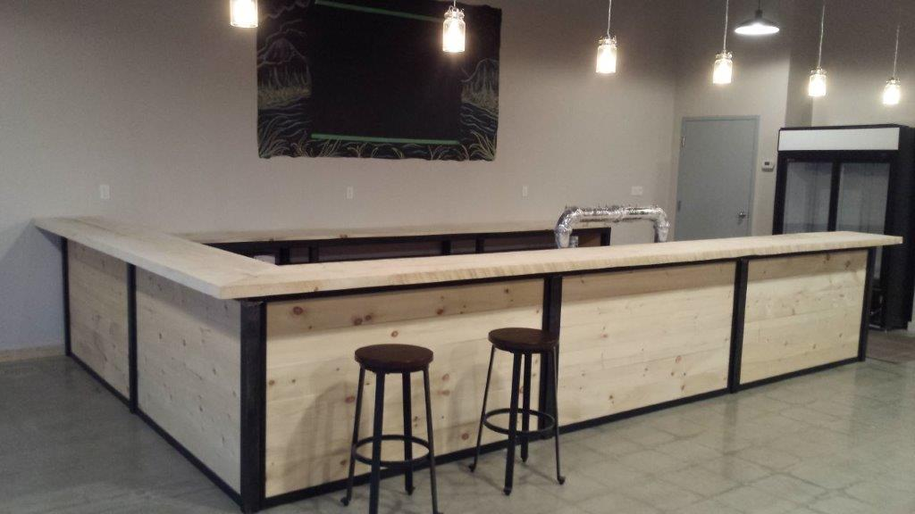 Brewery: Custom Bar - Unfinished