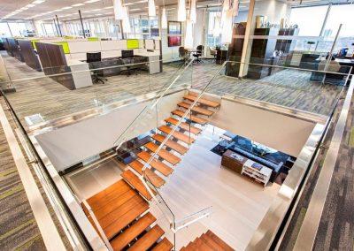 Custom Interior Stairway